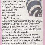 Habertürk - 01.09.2009