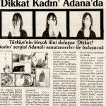 Mersin Kadın Gazetesi - 22.01.2013