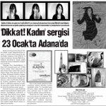 Yeni Adana Gazetesi - 22.01.2013