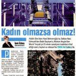 Hürriyet Cumartesi - 11.03.2017