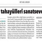 Aydınlık - 07.02.2019