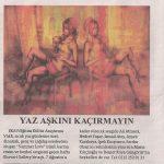Hürriyet Keyif - Temmuz 2009