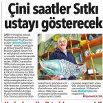 Hürriyet Eskişehir - 23.05.2013