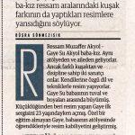 Yeni Şafak Pazar - 04.05.2014