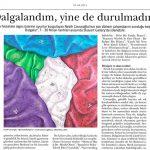 Istanbul Art News - 01.04.2015