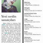 Istanbul Art News - 01.05.2018